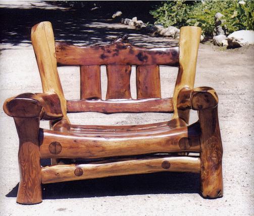 Nice Redwood Furniture Spotlight: Awesome Loveseat