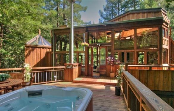 Redwood House Among The Redwoods Buy Redwood