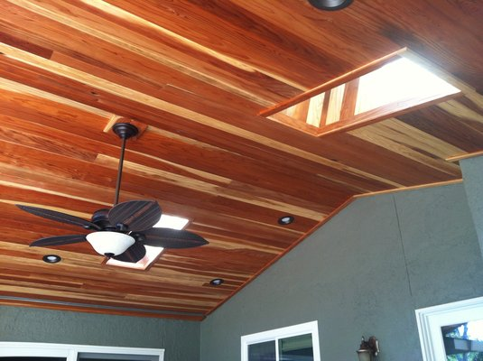 Redwood Ceiling In Sacramento Buy Redwood