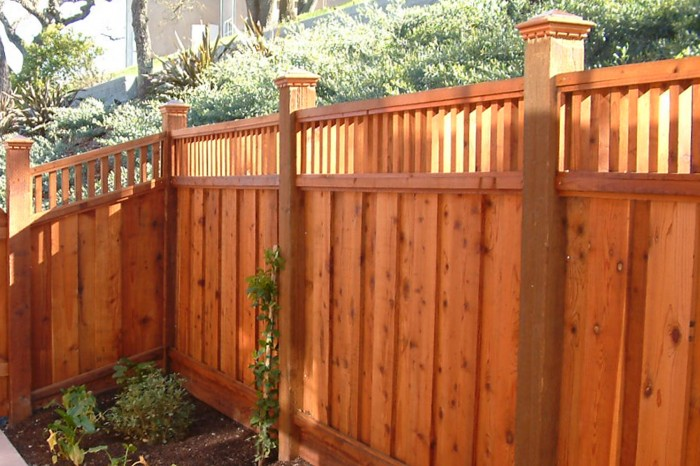 Seal Your Redwood Empire Fence Buy Redwood