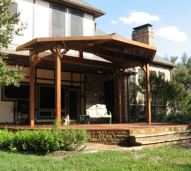 Texas sunburst redwood deck buy redwood for Redwood vs composite decking