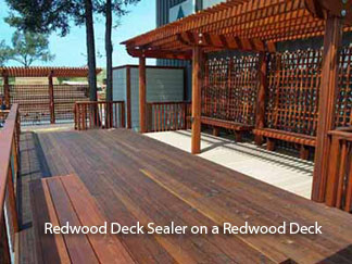 Properly Maintain Your Redwood Deck During Summer Buy
